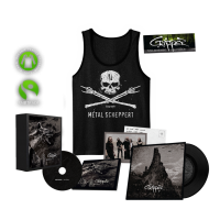 "Hyëna Fan Box (Limited edition: 500 pcs) -  Tank Top ""Metal Scheppert"""