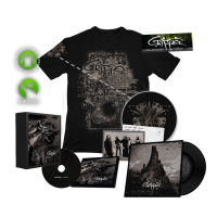 "Hyëna Fan Box (Limited edition: 500 pcs) -  T-Shirt ""Seven Inches"" (black)"
