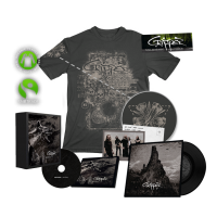 "Hyëna Fan Box (Limited edition: 500 pcs) -  T-Shirt ""Seven Inches"" (grey)"