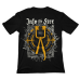 "T-Shirt ""Into the Fire"" Black"