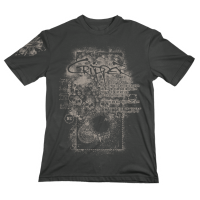 """T-Shirt """"Seven Inches"""" Grey"""