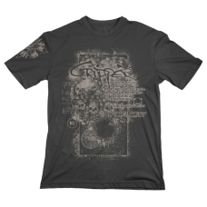 "T-Shirt ""Seven Inches"" Grey"