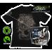 "T-Shirt ""Seven Inches"" (black)"