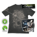"""T-Shirt """"Seven Inches"""" (grey)"""